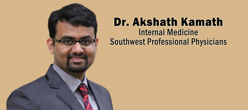 SWMC Welcomes Dr. Kamath