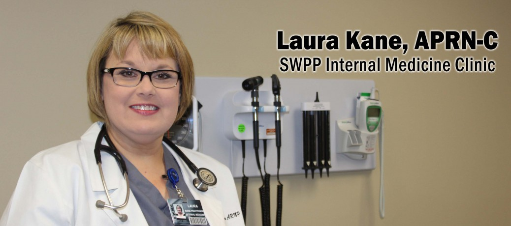 SWMC welcomes Laura Kane to SWPP clinic