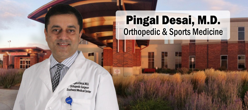 SWMC welcomes Dr. Pingal Desai